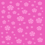 Flowers gift wrap Royalty Free Stock Photo