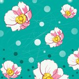 Flowers pattern Royalty Free Stock Photo