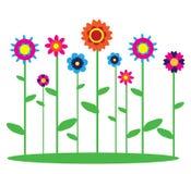 flowers image иллюстрация вектора