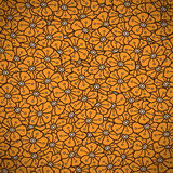 Flowers pattern background. Royalty Free Stock Photos