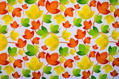 Flowers pattern. Useful for textures and background Stock Images