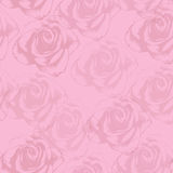 Flowers rose pattern Royalty Free Stock Photos