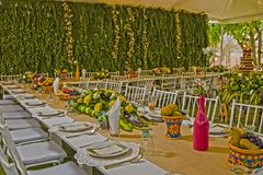 Flowers, roses, arrangements, decorations for your events stock images