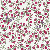 Flowers seamless pattern Stock Images