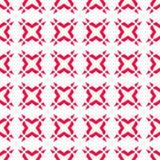 Flowers stylized seamless pattern Royalty Free Stock Photography