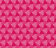 Flowers stylized seamless pattern Stock Photo