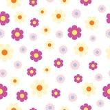 Flowers_texture Imagens de Stock
