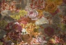 Flowers texture Stock Image