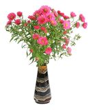 Flowers in vase Royalty Free Stock Images