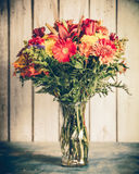 Flowers Vase Royalty Free Stock Photo