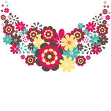 Flowers. vector illustration Stock Images