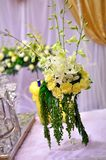 Flowers in wedding Stock Photography