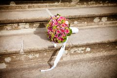 Flowers, Wedding, Bridal Bouquet Royalty Free Stock Images