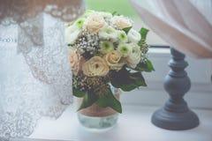 Flowers wedding decoration  Royalty Free Stock Image