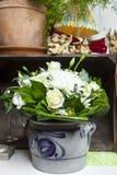 Flowers white Stock Photo
