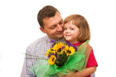 Flowers for you Royalty Free Stock Photography