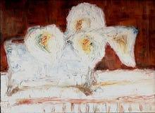 flowersdvase Arkivbild