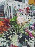 Flowershop fotografia stock