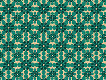 Flowery διακοσμητικός Στοκ εικόνα με δικαίωμα ελεύθερης χρήσης