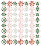 Flowery background design Stock Image