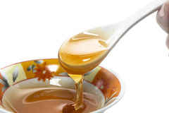 Flowery honey Stock Photography