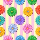 Flowery seamless background 5. Vector illustration vector illustration