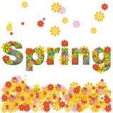Flowery spring Royalty Free Stock Photos