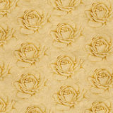 Flowery wallpaper background Royalty Free Stock Photo