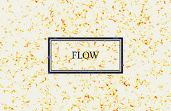 Flowing abstract background Royalty Free Stock Photos