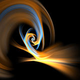 Flowing Abstract Vortex Stock Photos