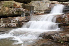 Flowing brook Stock Photography
