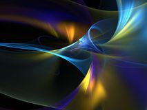 Flowing Colors Abstract Stock Photos