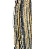 Metal chain Stock Image