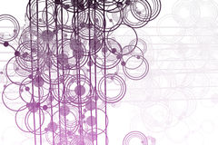 Free Flowing Lines And Circles Abstract Stock Photos - 8141753