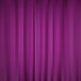 Flowing smooth purple background Royalty Free Stock Photography