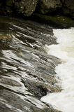 Flowing stream Stock Images