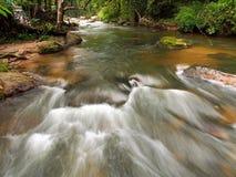 Flowing stream Stock Image