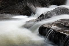 Flowing Stream Stock Photography