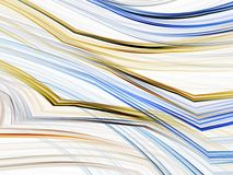 Flowing Threads Abstract Royalty Free Stock Images