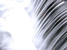 Flowing water. Stock Photography