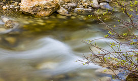 Flowing Water Stock Image