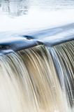 Flowing water Stock Images