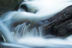 Flowing water Royalty Free Stock Image