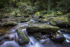 Belelle River Neda Galicia Spain Stock Photo