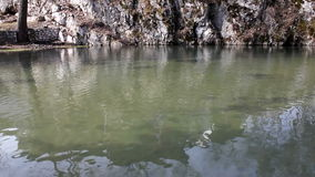 Flowing Water stock video footage