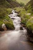 Flowing water - stream Royalty Free Stock Images