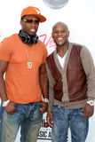 Floyd Mayweather, Floyd Mayweather Jr., Floyd Mayweather, Jr., 50 Cent Stock Photos
