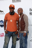Floyd Mayweather, Jr., cent 50 Image stock
