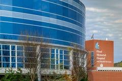 Floyd Memorial Hospital en Gezondheidsdiensten Stock Afbeelding