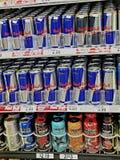 Flüssige Energie Stockfotografie